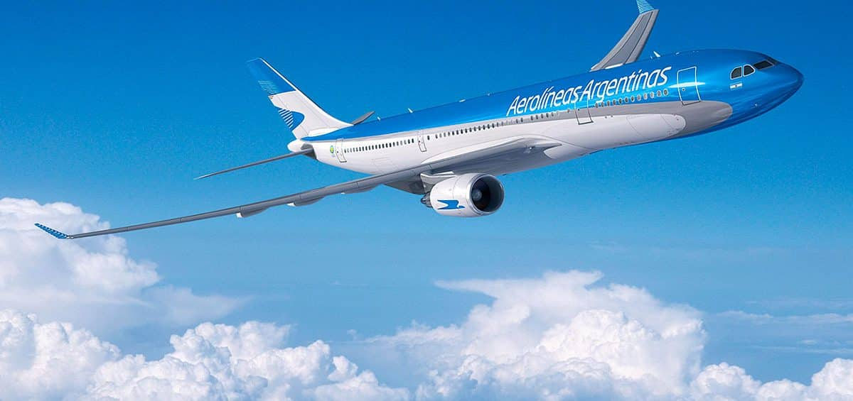 Aerolíneas Argentinas Transportador Oficial, ofrece importantes descuentos para visitar Hotelga 2019