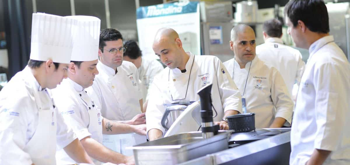 Establecimientos participantes del Torneo Nacional de Chefs, Hotelga 2019