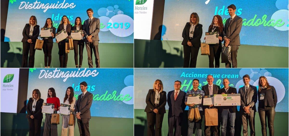 Ganadores del Concurso de Hotelería Sustentable – Argentina 2019