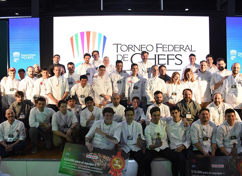 Torneo nacional de Chef Hotelga